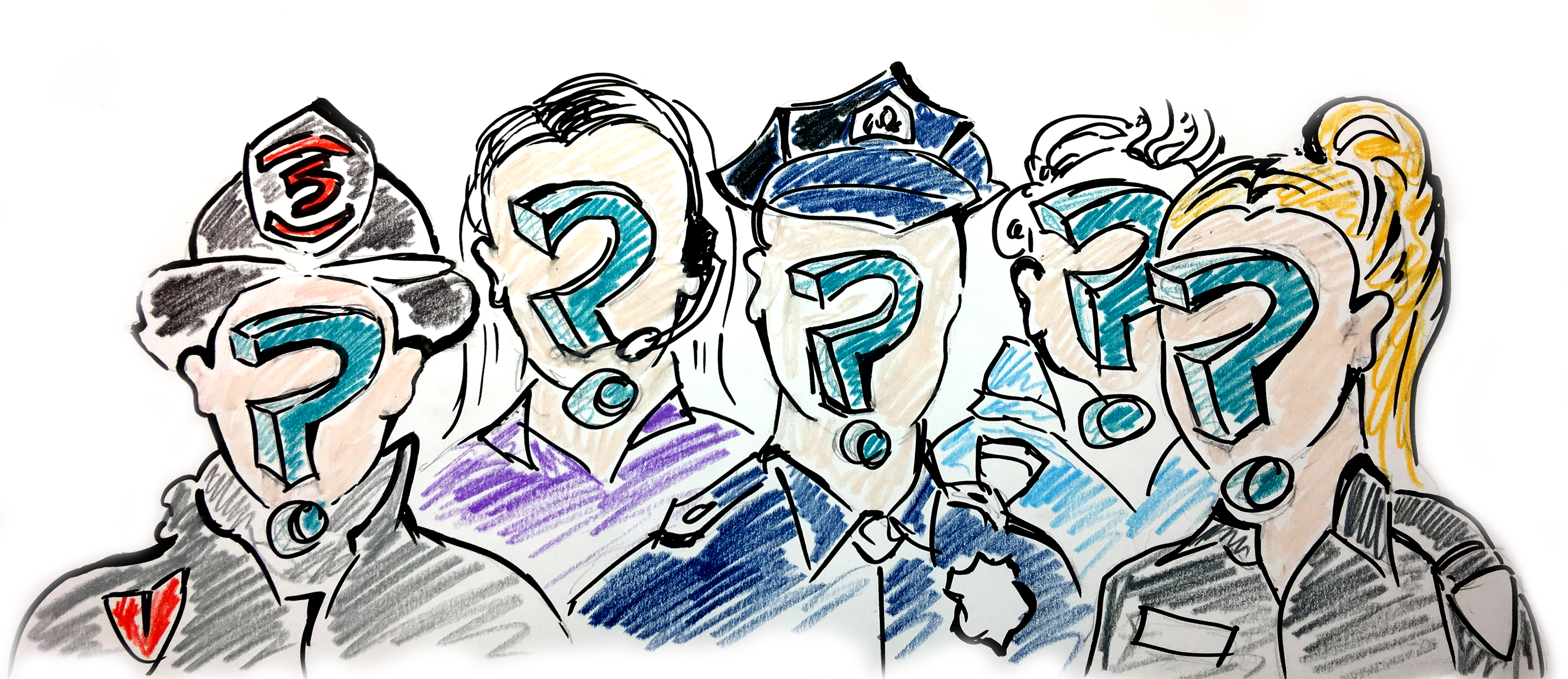 The 5 questions every leader serving public safety must answer